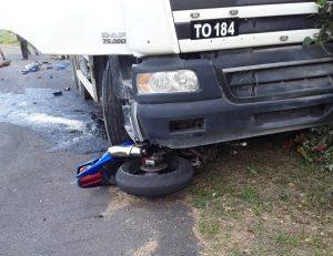 Police investigate fatal road accident in Delices