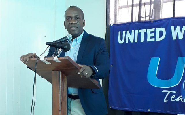 """UWP response to video: """"Attempt to frame and intimidate the honourable Lennox linton"""""""