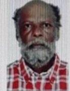 MISSING PERSON: Allick John Jean Pierre
