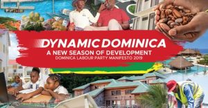 DLP presents its election manifesto; asks Dominicans to 'judge us'