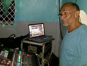 Veteran musician and sound engineer, Marcel Cruickshank, passes away