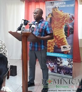 Tonge promotes the benefits of carnival; encourages participation