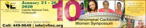 Phenomenal Caribbean Women Symposium held for a milestone 10th year