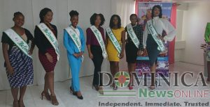 Carnival Queen contestants for 2020 officially sashed