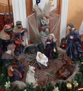 FEATURED PHOTO: Nativity Scene at Fatima Church