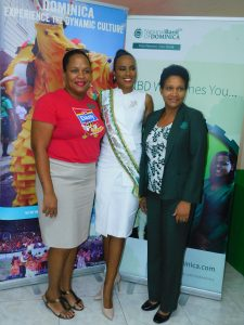 Queen contestant Savahnn James receives sponsorship from NBD and Green's Wholesale