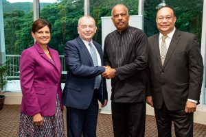 UWI-Coventry Institute for industry-academic partnership launched