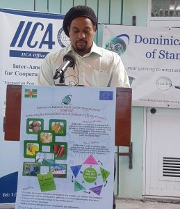 National quality infrastructure policy being developed for Dominica