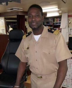 Body of Portsmouth native found at sea