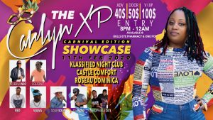 All systems go for Carnival edition of Carlyn XP Showcase