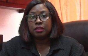 Lockhart vows to have all roads motorable in her constituency by end of first year