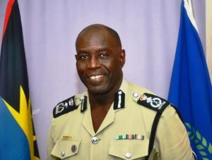 Dominican confirmed as Antiguan commissioner of Police