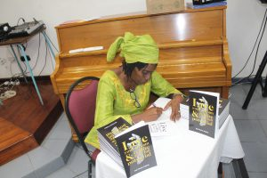 """Retired youth officer Matilda Popo launches new book """"Live your dream and realize your full potential"""""""