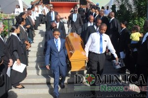 Lawyer, Kevin Williams laid to rest