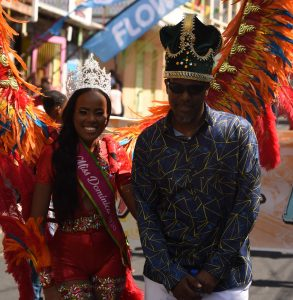 IN PICTURES: Carnival Tuesday 2020 in Roseau