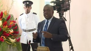 Linton calls for audit of Rapid Response Social Recovery Agency