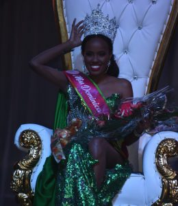 'I worked very hard' – Miss Dominica 2020 (update with photos)
