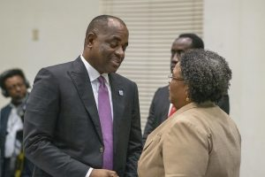 Skerrit – Caricom support 'overwhelming' for Baroness Scotland