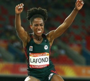 Dominica's Thea LaFond makes history as first OECS woman to hit Tokyo 2020 mark