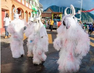 Traditional Mas groups to be showcased at carnival parade in Guadeloupe