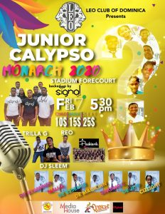 Local businesses urged to support Junior Calypso Monarch Competition