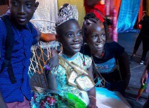 UPDATE: Nyanna Stevens is Carnival Princess 2020