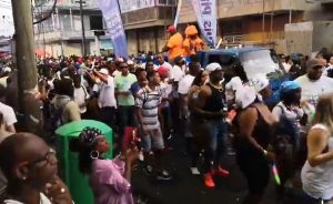 DNO Live coverage of Jouvert 2020