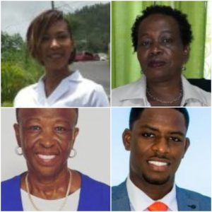 Three women along with Clemo chosen to be senators by the opposition UWP