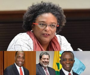 PM Skerrit among CARICOM prime ministers on a visit to Guyana