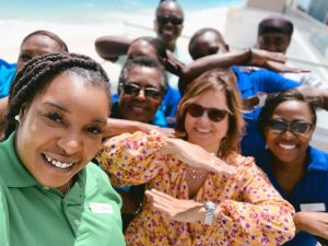 International Women's Day message from President, Caribbean Hotel and Tourism Association