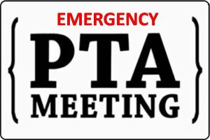 ANNOUNCEMENT: Emergency PTA meeting at Dominica Grammar School on Monday