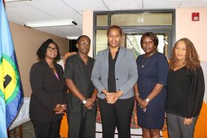 Dominica's Francine Baron leads CARICOM high level team in Guyana to supervise elections recount