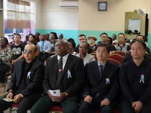 Chinese national killed in Portsmouth laid to rest