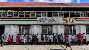 Deadlock in Guyana election results; two main parties declare victory