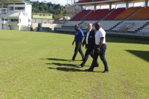 International cricket returns to Dominica in July