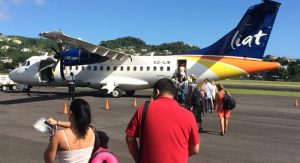 LIAT statement after passenger tested positive for COVID-19