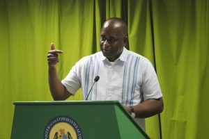 COVID-19: Skerrit chides critics; explains his decisions