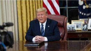 Trump suspends travel from Europe, excluding UK, amid coronavirus outbreak