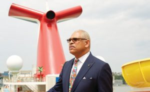 CEO of Carnival Cruises assures public of measures to protect passengers