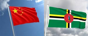 PRESS RELEASE: China is proud of being able to  help Dominica's social and economic development