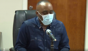 Blackmoore says despite COVID-19, all is being done to get Dominica hurricane-ready