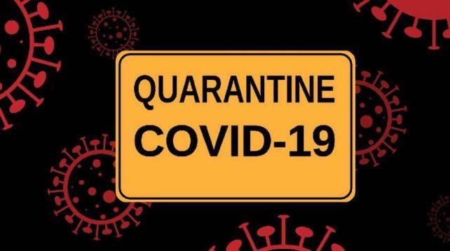 PATRICIA DANIEL: My COVID-19 quarantine experience