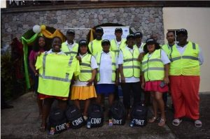 Dominica Red Cross conducts community disaster response training in various communities