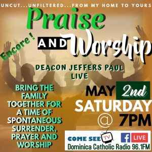 LIVE: Praise and worship with Deacon Jeffers Paul