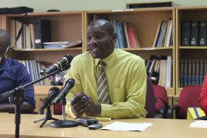 Ministry of Education working to ensure that students return to 'comfortable, safe learning environment' -Jeffrey Blaize