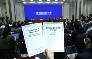 China offers help to fight COVID-19 internationally; issues white paper