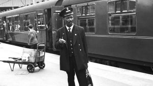 Dominican-born pioneering black train guard in UK 'omitted' from history lessons
