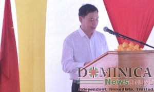 China commits to resume preparation works on international airport for Dominica – Ambassador LU Kun
