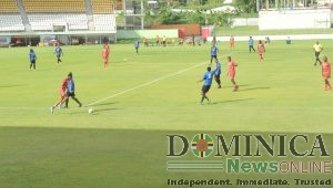 DFA football resumes after suspension due to COVID-19