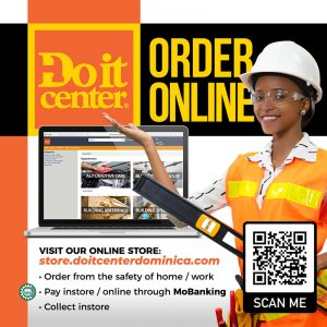 BUSINESS BYTE: Do it Center Dominica to launch online store August 1st